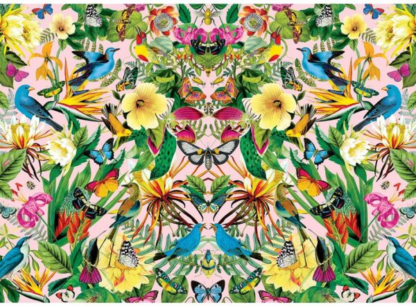 Replica - Blue Birds 1000 Piece Jigsaw Puzzle - Masterpieces