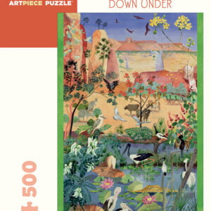 Down Under 500 Piece Jigsaw Puzzle - Pomegranate