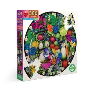 Organic Harvest 500 Piece Puzzle - eeBoo