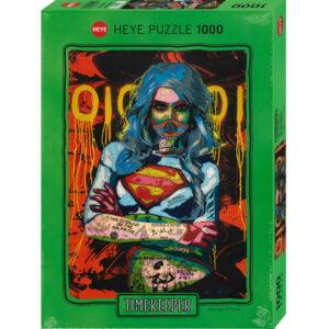 Timekeeper - Be the Sunrise 1000 Piece Jigsaw Puzzle - Heye