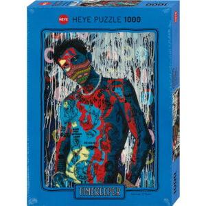 Timekeeper - Caring is Sharing 1000 Piece Jigsaw Puzzle - Heye