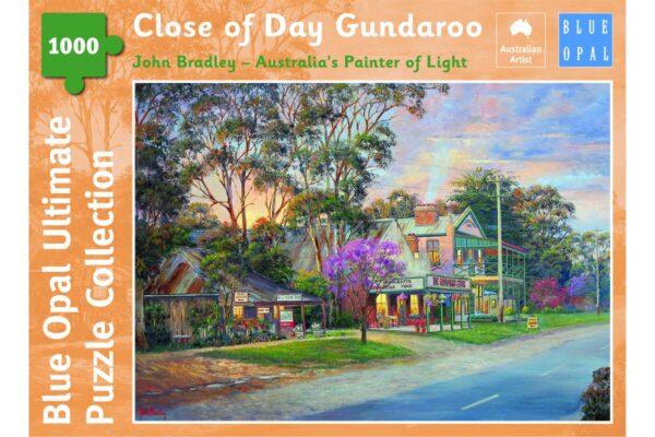 Close of Day Gundaroo 1000 Piece Puzzle