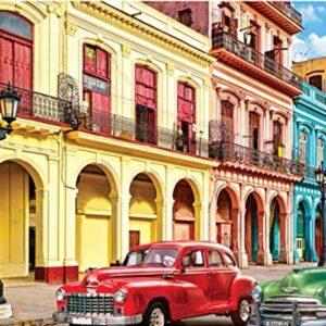 La Havana Cuba 1000 Piece Puzzle - Eurographics