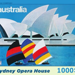 The New York Puzzle Company - Sydney Opera House 1000 piece Puzzle