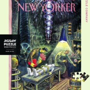 The New Yorker - Ghouls Rush in 1000 Piece Puzzle