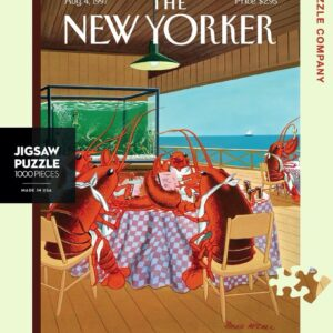 The New Yorker - Lobsterman's Special 1000 Piece Jigsaw Puzzle