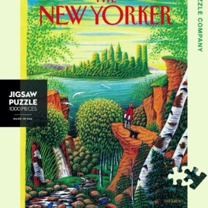 The New Yorker - Planthattan 1000 Piece Puzzle