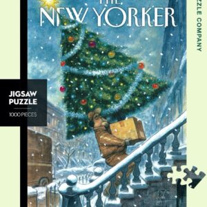 The New Yorker - Priority Delivery 1000 Piece Puzzle