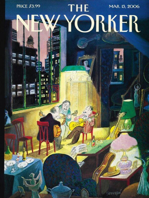 The New Yorker - Three Amigos 1000 Piece Puzzle