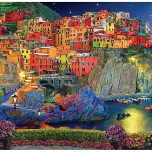 Masterpieces - colorscapes Evening Glow 1000 Piece Puzzle