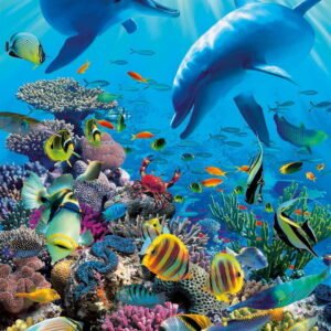 Underwater Adventure 300 Piece Jigsaw Puzzle - Ravensburger