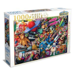 1980 Montage 1000 Piece Puzzle - Tilbury
