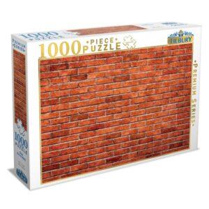 Brick Wall 1000 Piece Puzzle - Tilbury