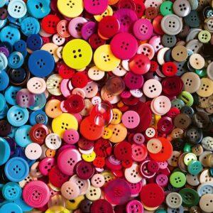 Challenge Buttons 1000 Piece Puzzle Ravensburger