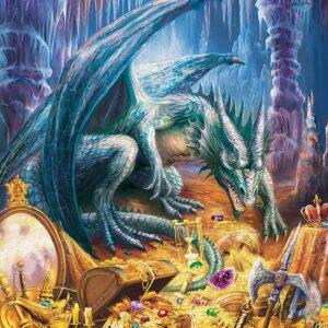 Dragons Treasure 100 Piece Puzzle - Ravensburger