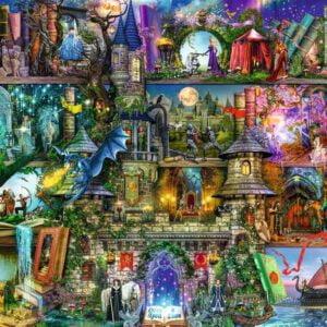 Myths and Legends 1000 Piece Puzzle Ravensburger