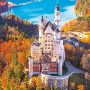 Neuschwanstein 1000 Piece Puzzle - Clementoni