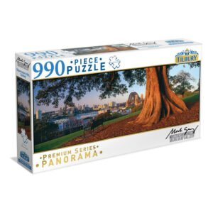 Observatory Hill Sydney 1000 Piece Puzzle - Tilbury