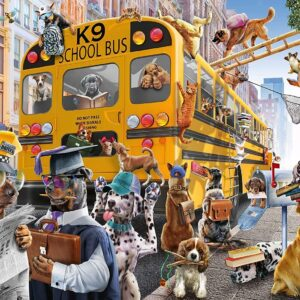 Pet School Pals 150 Piece Puzzle - Ravensburger