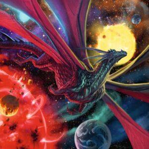 Star Dragon 300 Piece Puzzle - Ravensburger
