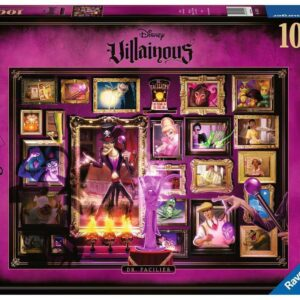 Villainous Dr Facilier 1000 Piece Jigsaw Puzzle - Ravensburger
