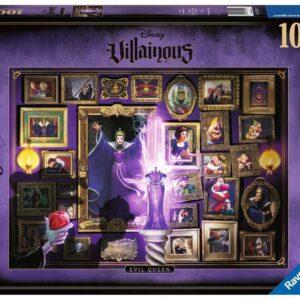 Villainous Evil Queen 1000 Piece Puzzle - Ravensburger