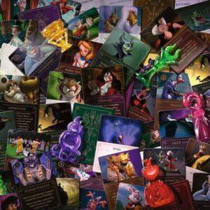 Villainous Worst Comes Prepared 2000 Piece Puzzle Ravensburger