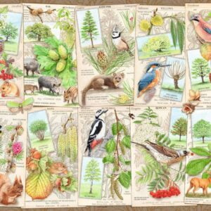 Wondrous Trees 1000 Piece Puzzle Ravensburger