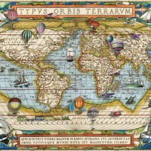 Around the World 2000 Piece Puzzle - Ravensburger