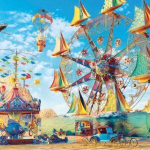 Carnival of Dreams 1500 Piece Puzzle - Ravensburger