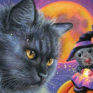 Chance Encounter - I Put a Spell on You 500 XL Piece Puzzle - Holdson