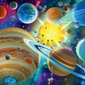 Cosmic Connections 150 XXL Piece Puzzle - Ravensburger