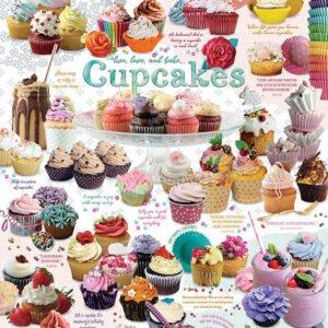 Cupcake Time 1000 Piece Puzzle - Cobble Hill