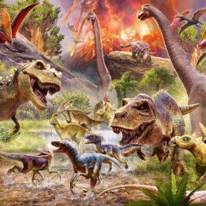 Dinosaur Dash 60 Piece Puzzle - Ravensburger