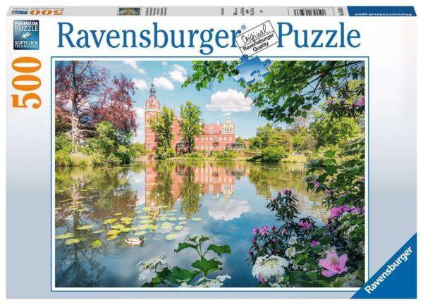 Enchanting Muskau Castle 500 Piece Puzzle - Ravensburger