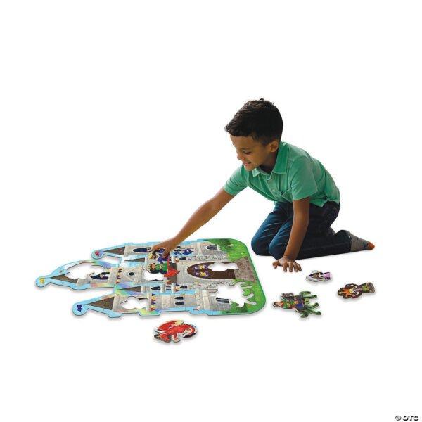 Floor Puzzle -Castle - Peaceable Kingdom