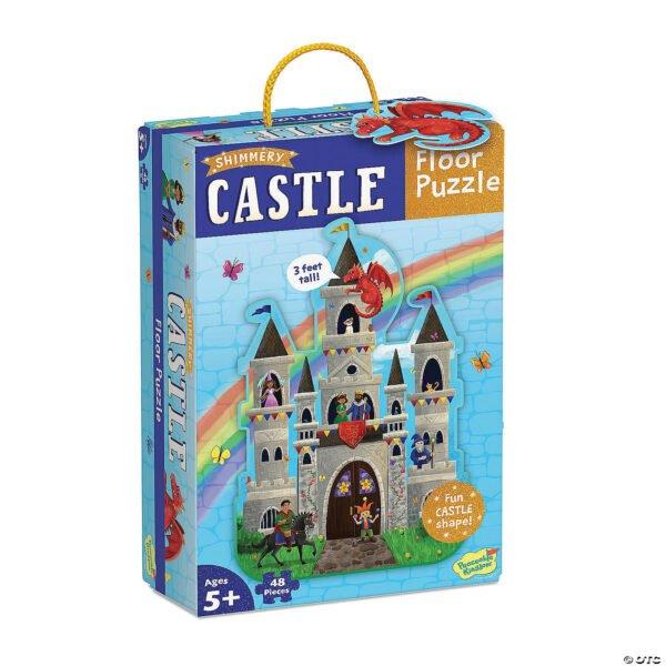 Floor Puzzle - Castle - Peaceable Kingdom