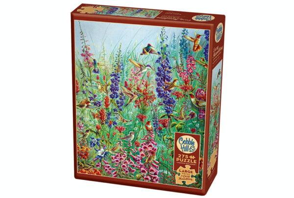 Garden Jewels 275 XL Piece Puzzle - Cobble Hill