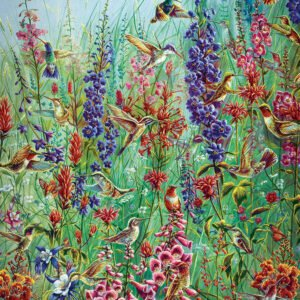 Garden Jewels 275 XL Piece Puzzle - Cobble Hilll