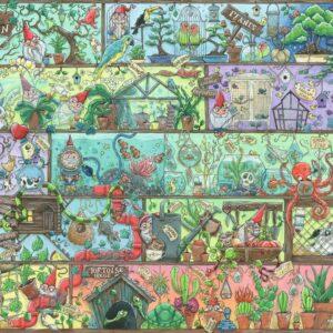 Gnome Grown 1500 Piece Puzzle - Ravensburger