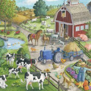 Home on the Range 60 Piece Puzzle - Ravensburger