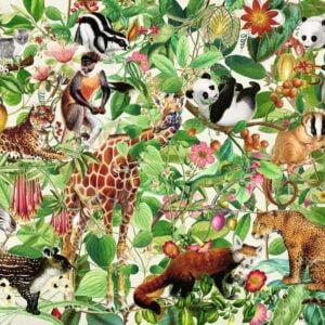 Jungle 2000 Piece Puzzle - Ravensburger