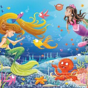 Mermaid Tales 60 Piece Puzzle - Ravensburger