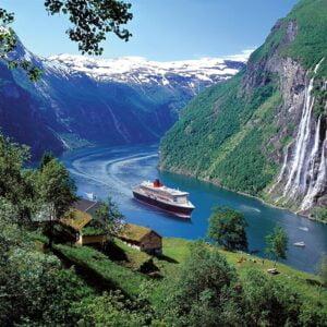 Norwegian Fjord 1000 Piece Puzzle - Ravensburger