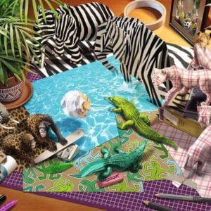 Origami Adventure 1500 Piece Puzzle - Ravensburger