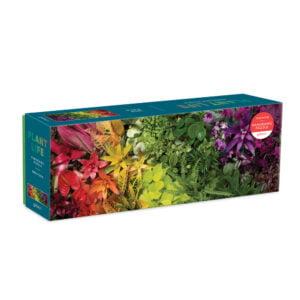 Panoramic Plant Life 1000 piece Puzzle