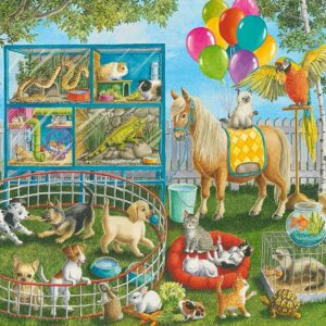 Pet Fair Fun 35 Piece Puzzle - Ravensburger