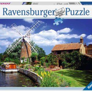 Phare 1000 Piece Puzzle - Ravensburger