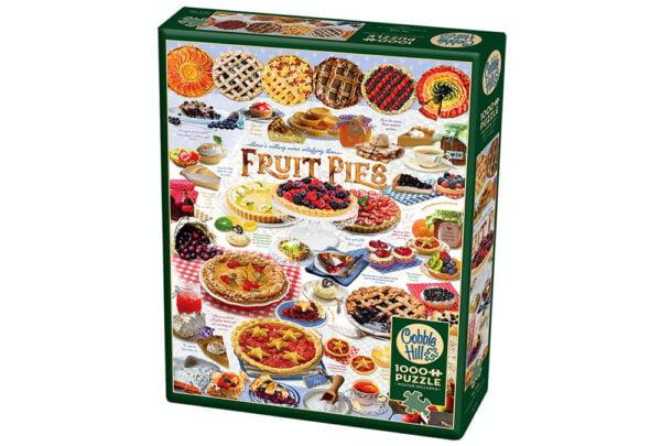 Pie Time 1000 Piece Puzzle - Cobble Hill