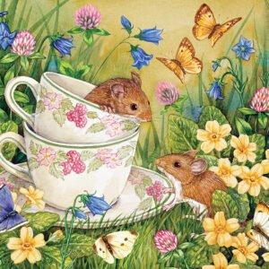 Tea for Two 275 XL Piece Puzzle - Cobble Hill
